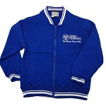 Kids Targa Track Top Royal Blue