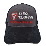 Targa Black Grey Event Cap